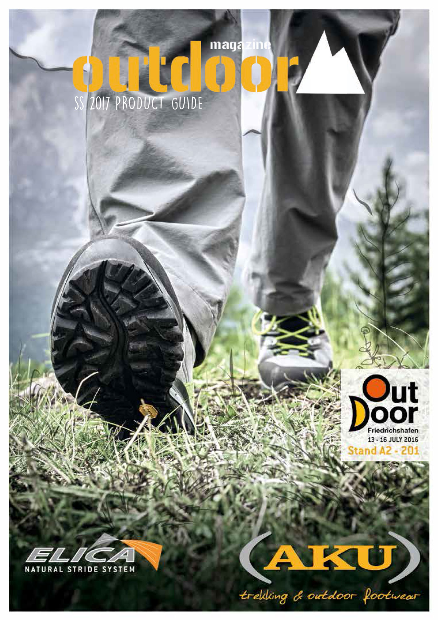 Outdoor Mag 7/8_Product Guide_2016
