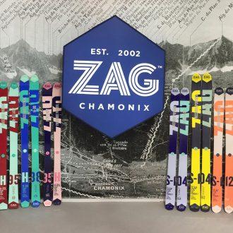 Absolute Outdoor scia con Zagski