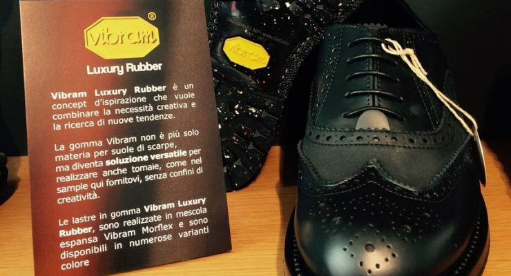 Vibram Luxury Rubber