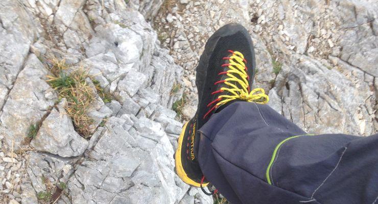 the latest 9076a 66382 La Sportiva Traverse X3: una scarpa da approach ma tra(s ...
