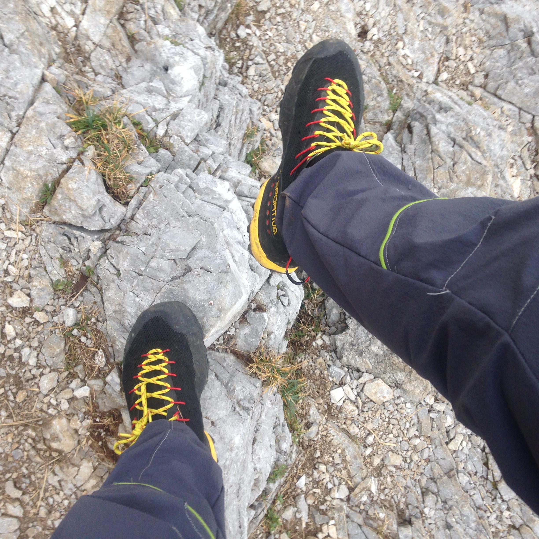 La Sportiva Traverse X3  una scarpa da approach ma tra(s)versale - Outdoor  Magazine 5a57f53655c