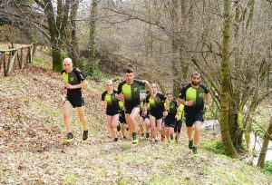 Scott: presentato il nuovo team trail running 2