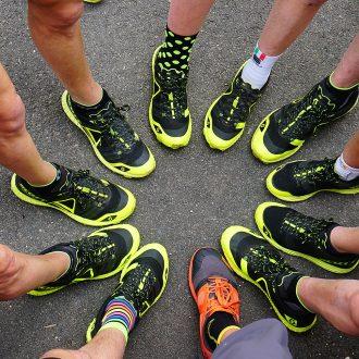 Scott: presentato il nuovo team trail running