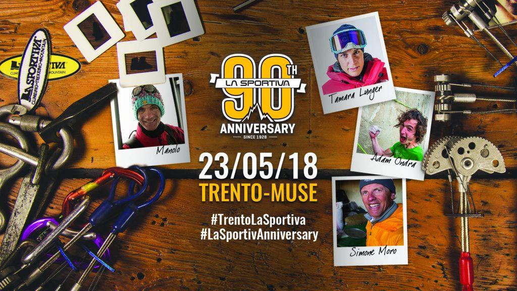 Happy Birthday La Sportiva! 1