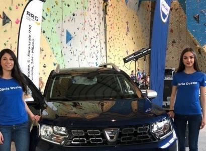 Partnership Renault-Rockspot NO: lanciata Dacia Duster