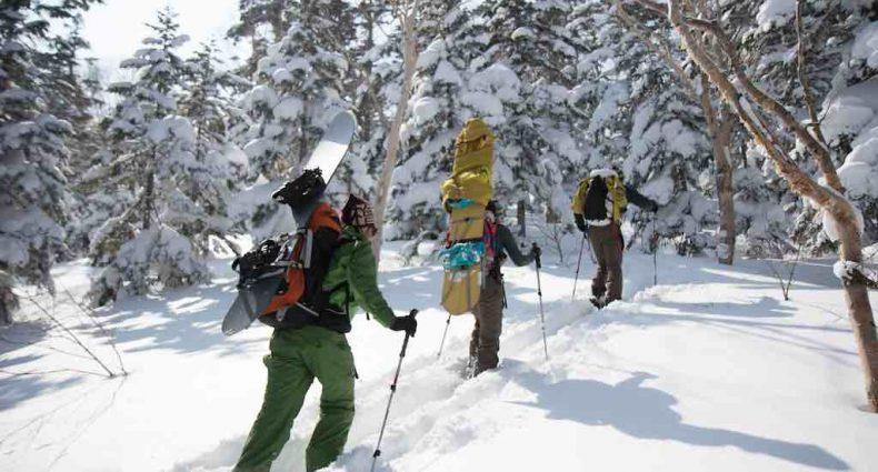 Polartec, una linea per la giapponese Teton Bros