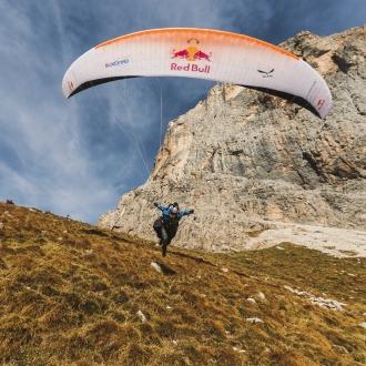 Geomagworld vola insieme alla Salewa Ironfly