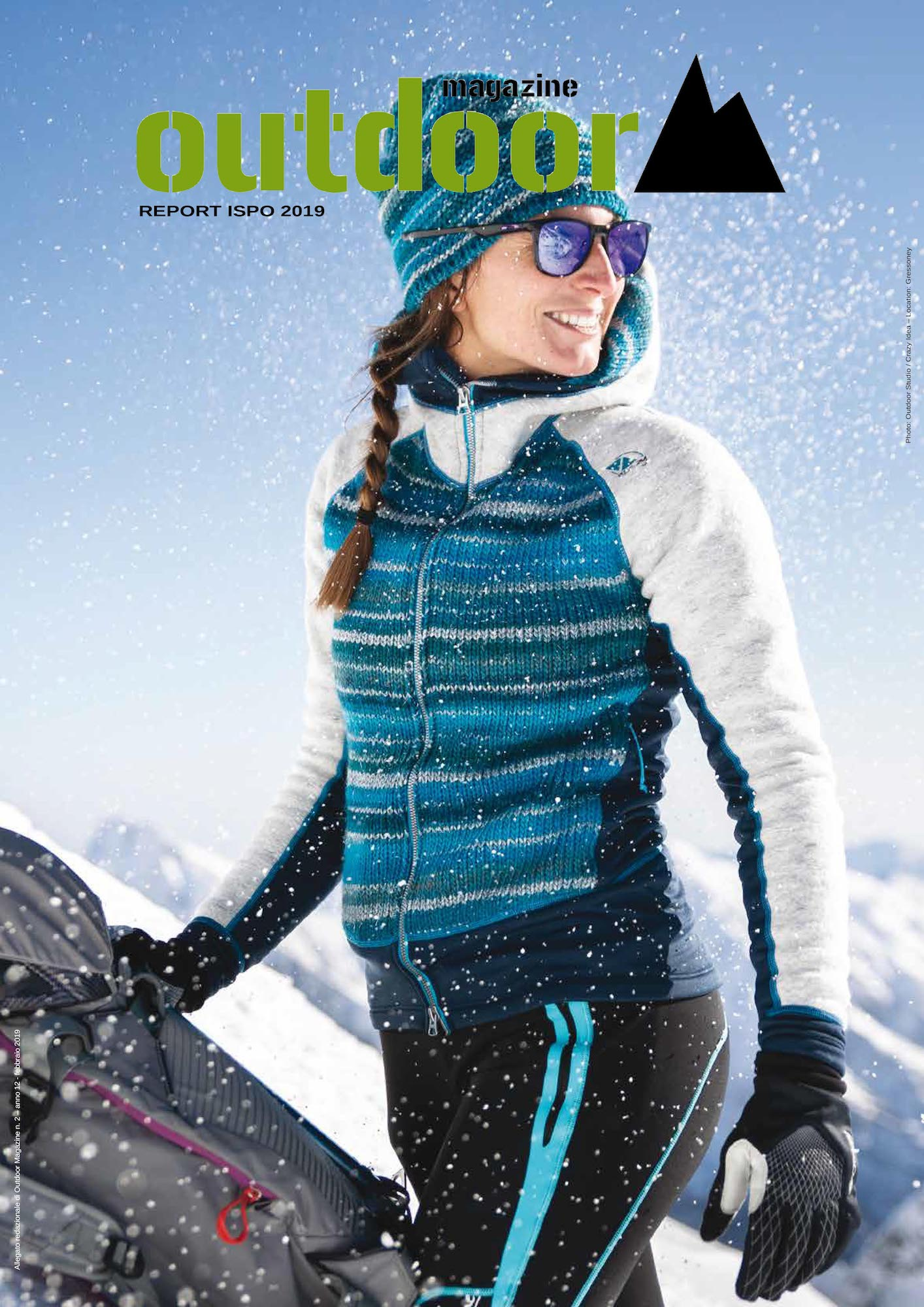 Outdoor Mag 2_2019 Report ISPO