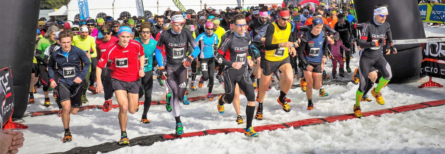 Campionato Nazionale Nortec - Csen di winter trail