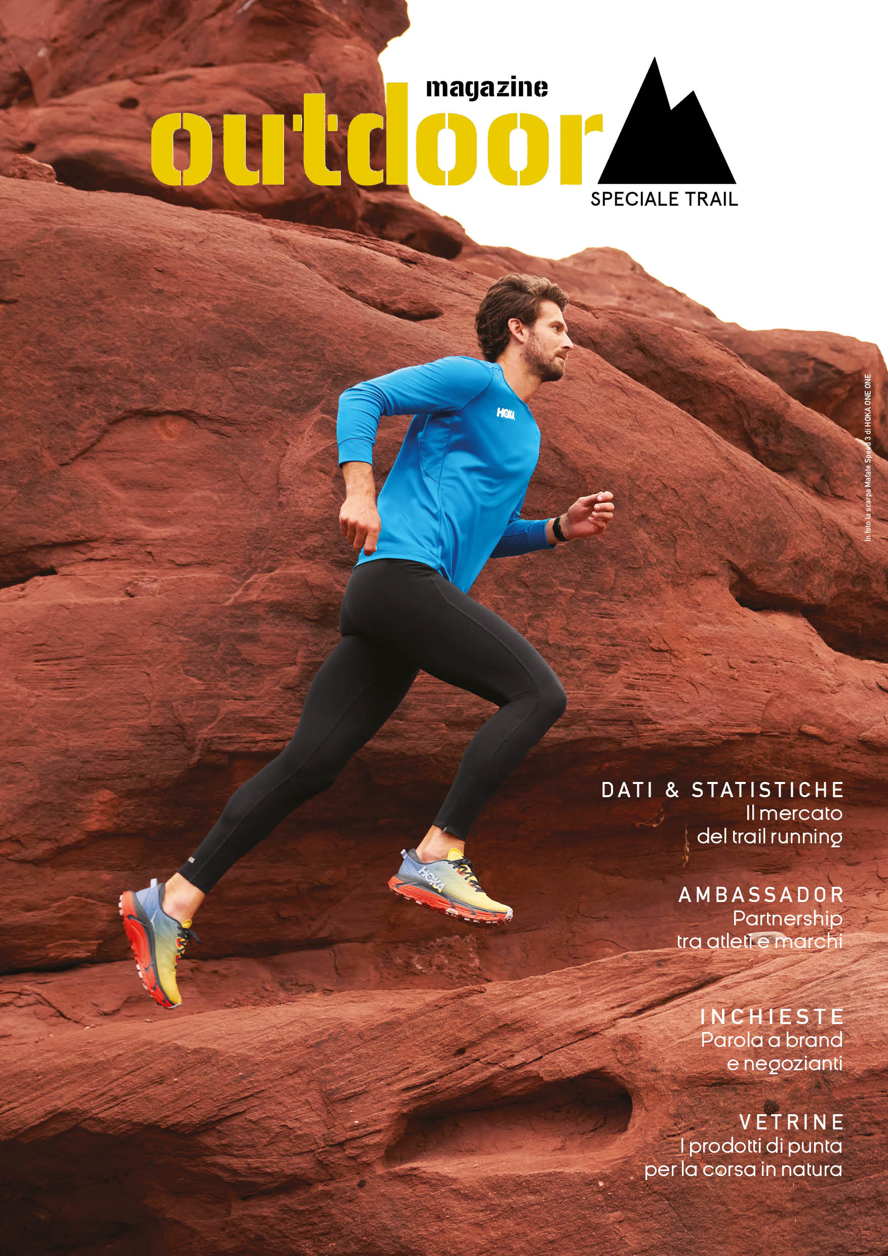 Outdoor Magazine / Speciale Trail